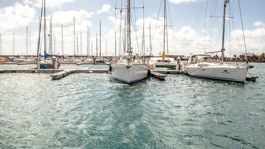 Puerto deportivo en Lanzarote (DIARIO DE LANZAROTE)