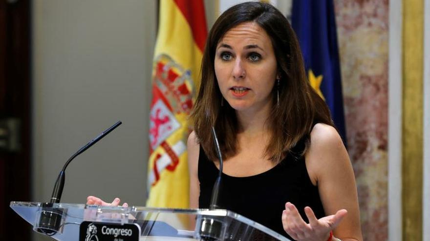 """Unidas Podemos pide al PSOE un movimiento ya: """"se está acabando el tiempo"""""""