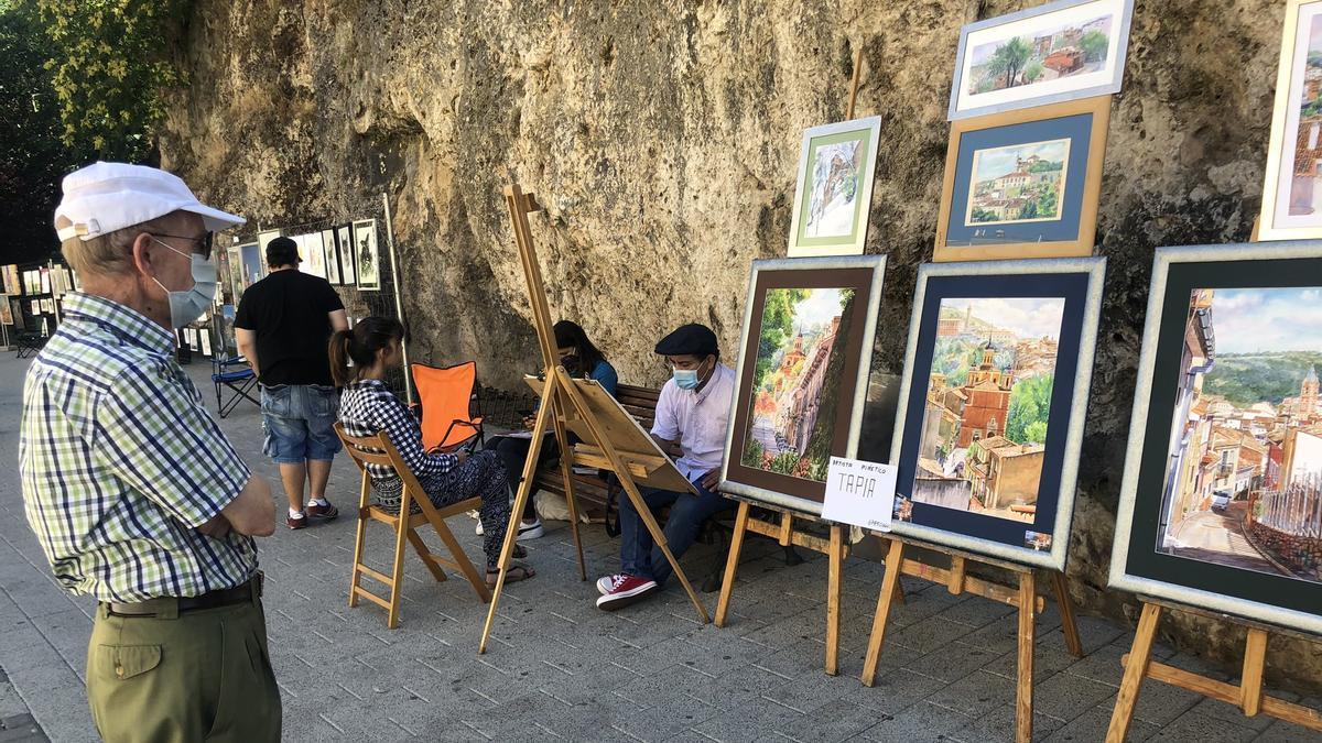 Paseo del Arte