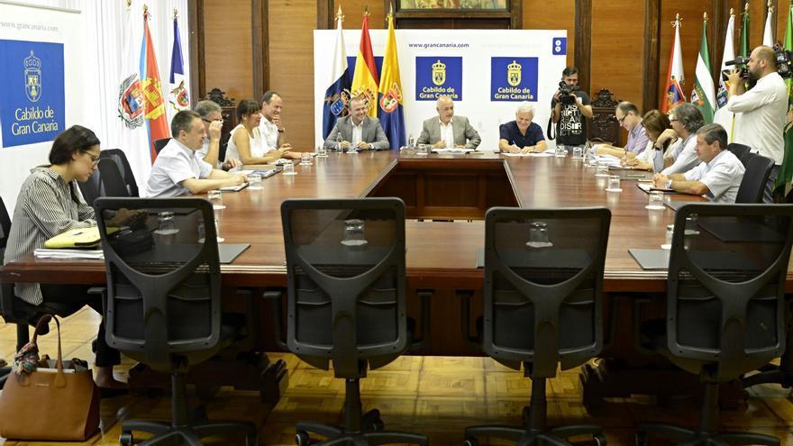 Mesa Insular de Corporaciones Locales de Gran Canaria