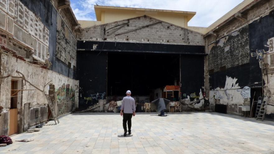 Interior del Teatro Pérez Minik, en el Parque Viera y Clavijo de la capital tinerfeña / RC