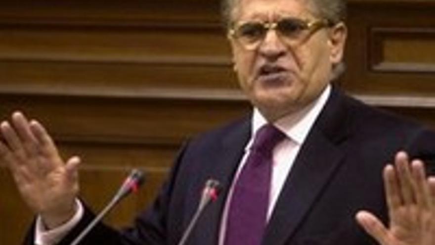 Manuel Fernández: ''Quietas las vacas ahi''...