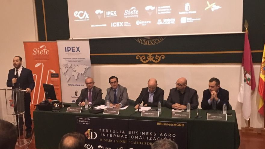 Tertulia Business Agro En Toledo