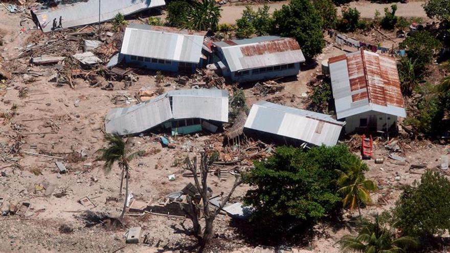 El terremoto en Islas Salomón destruye casas y causa corrimientos de tierra
