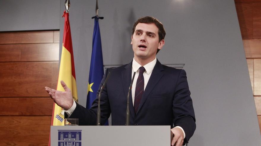 Albert Rivera dice que las reformas que necesita España no pueden depender de que Iglesias quiera o no elecciones