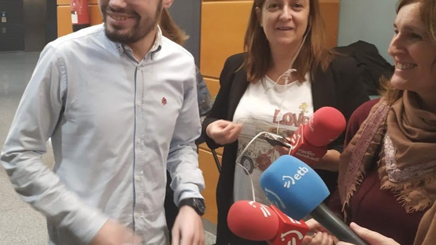 E-Podemos alcanza un principio de acuerdo con el Gobierno Vasco para facilitar la aprobación del Presupuesto