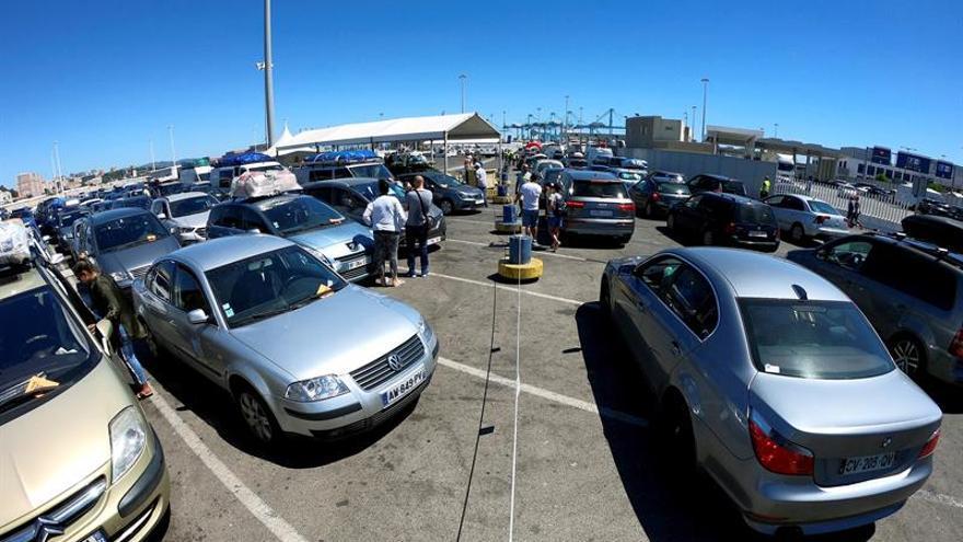 La OPE cierra el operativo tras el embarque de 1.635.000 personas en retorno