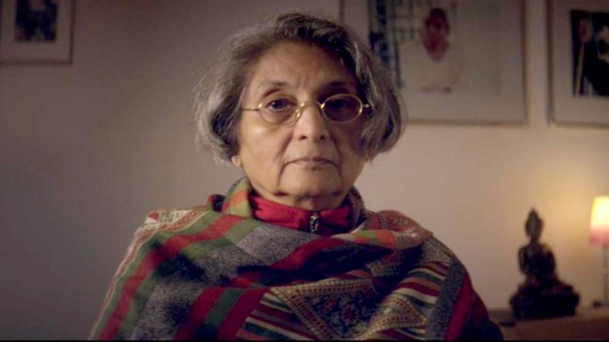 Ma Anand Sheela, secretaria del maestro espiritual Osho