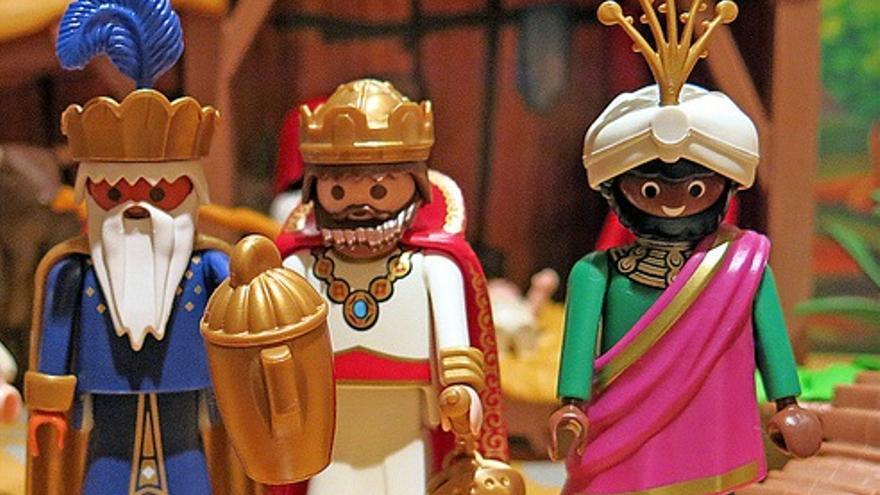 Los Reyes Magos hacen un repaso de su 2014