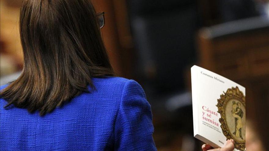 Soraya Rodríguez confía en que el ministro esté dando marcha atrás en las cuchillas