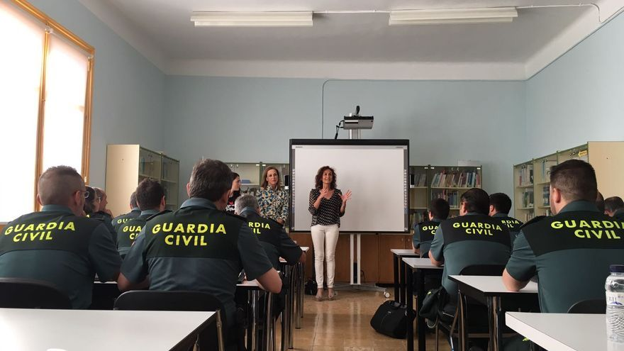 Formación impartida esta semana en Huesca.