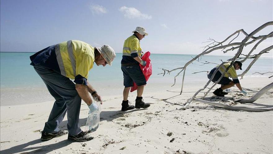 WWF advierte del daño a la Gran Barrera de Coral por proyectos portuarios