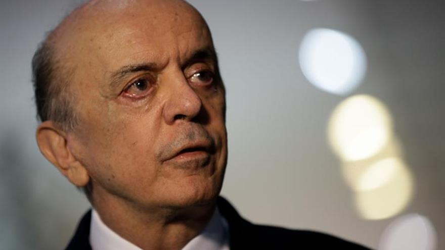 El canciller brasileño abordará en Buenos Aires la liberación comercial efectiva