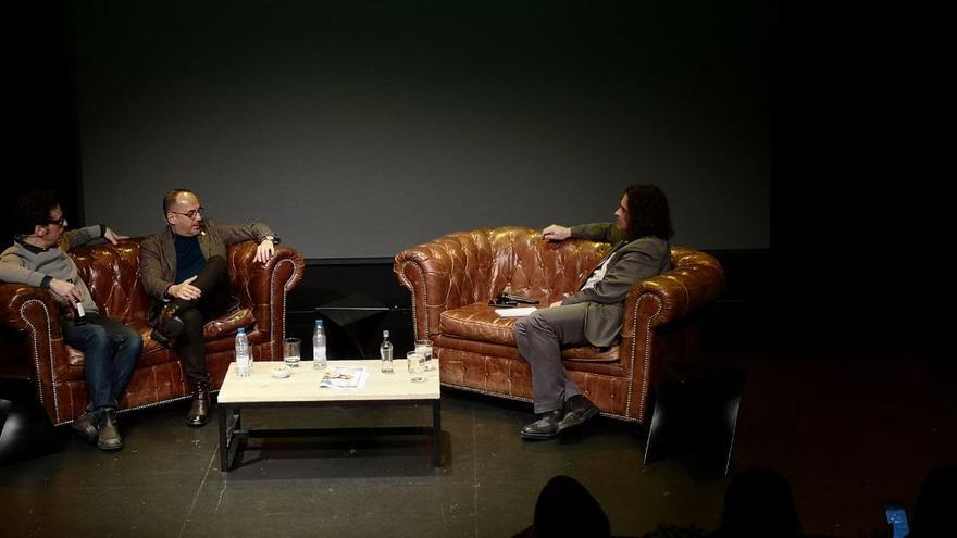 Carles Campuzano en una charla con la revista Mongolia.