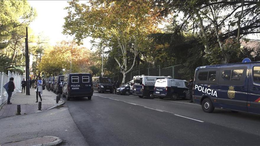 La Policía intensifica la prevención ante unos comicios en nivel 4 de alerta