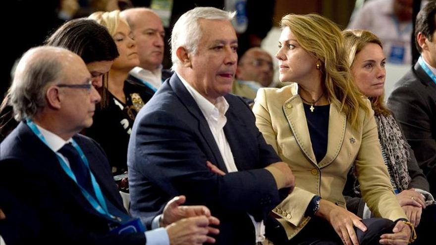 Cospedal dice quiere volver a ser candidata en CLM y que siente el apoyo del PP
