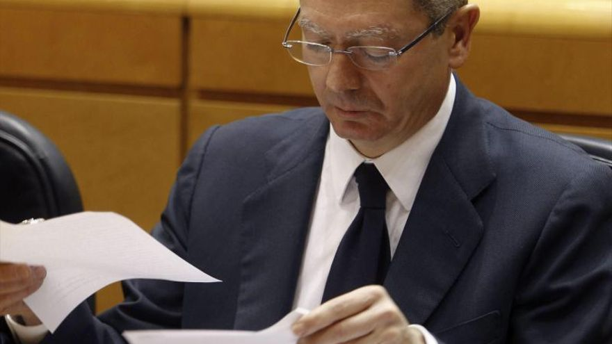 El PSOE pedirá a Gallardón explicaciones por la pérdida del indulto a Garzón