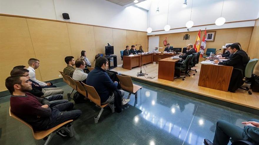 Cinco jóvenes condenados y siete absueltos por los disturbios de Gamonal 2014
