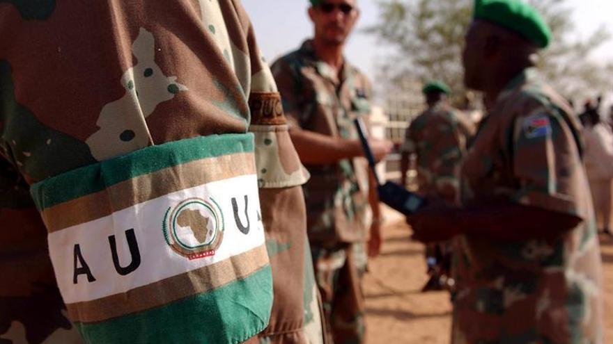 Llega a Sudán del Sur el primer contingente de refuerzo de los cascos azules