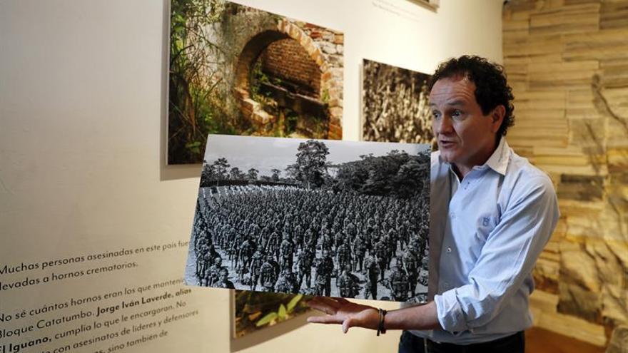 Fotoperiodista colombiano, gana Reconocimiento a la Excelencia de Premio Gabo