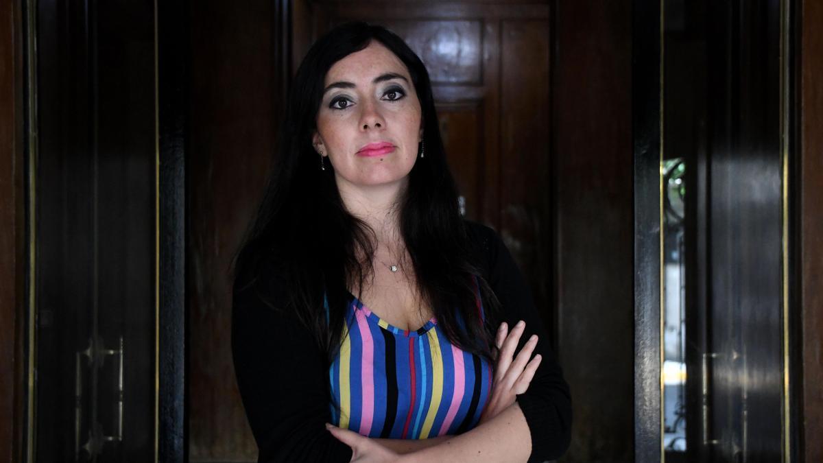 Roxana Mazzola, directora nacional de Transparencia del Ministerio de Obras Públicas