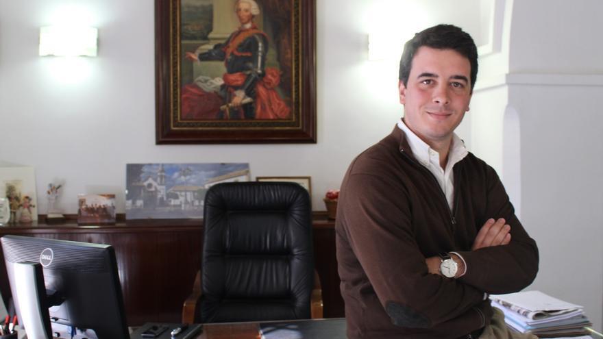El alcalde de Cañada