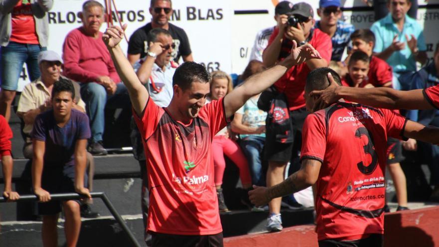 Un momento del partido entre el CD Mensajero y Real Madrid Castilla. Foto: JOSÉ AYUT.