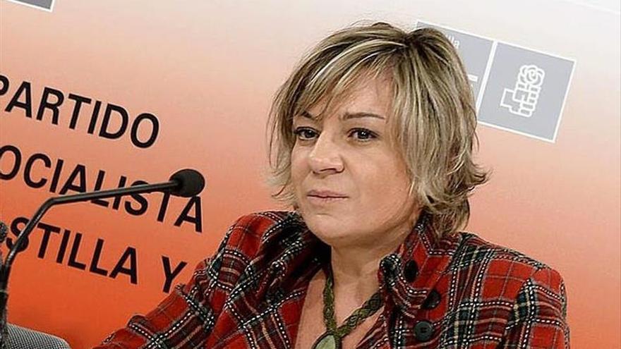 El fiscal mantiene su acusación contra la exsenadora socialista Elena Diego