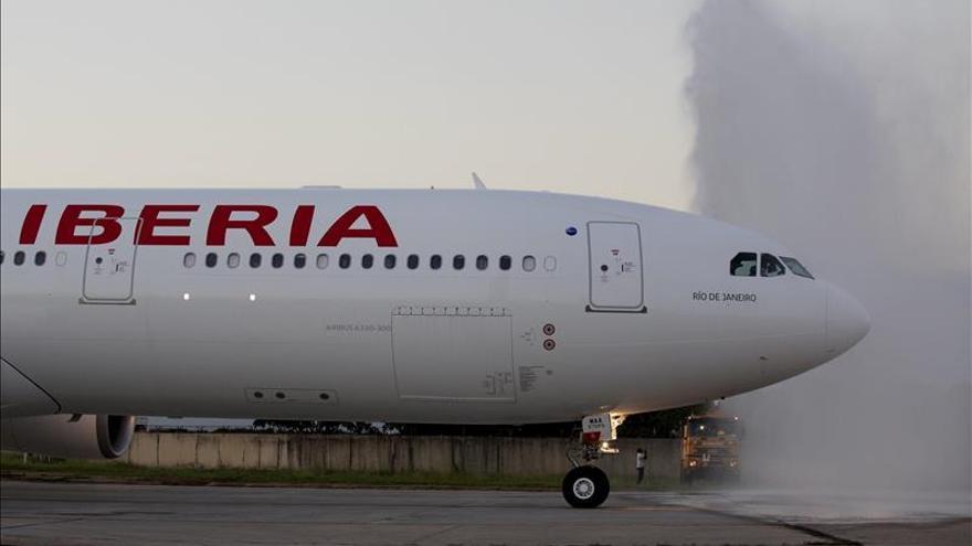 """La subasta """"online"""" de billetes de Iberia cierra con rebajas de hasta el 51 %"""