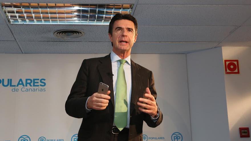 José Manuel Soria (PP).