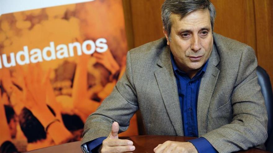 Dimite el delegado territorial de Ciudadanos CLM por discrepancias internas