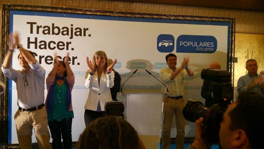 """Sánchez Zaplana (PP) se pone a disposición """"como partido más votado"""" para llegar a acuerdos en Alicante"""