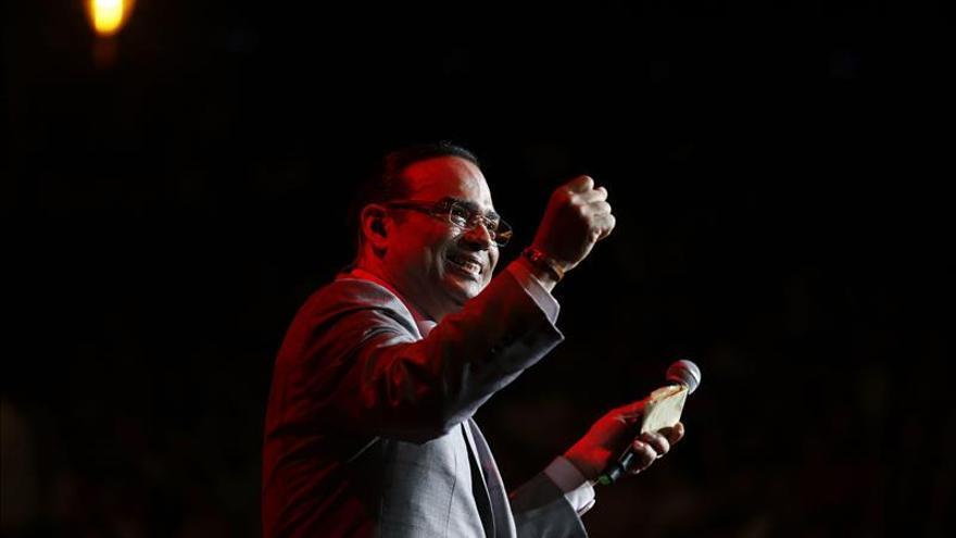 Gilberto Santa Rosa homenajeará al son cubano en su próxima producción