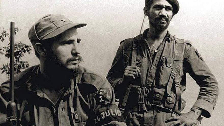 Fidel Castro lidera la revolución del 26 de julio. (EFE).