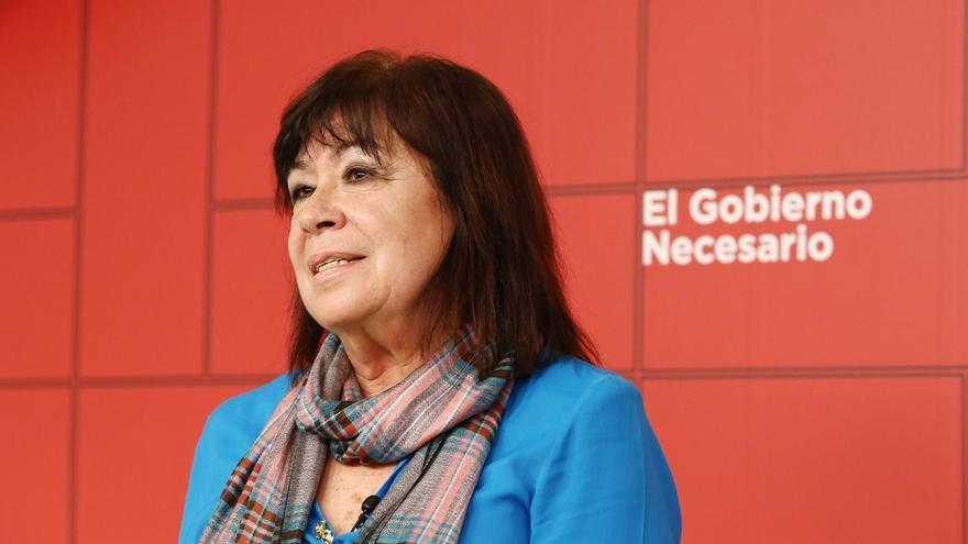 """Narbona pide """"cordura"""" a Rivera y le insta por carta a recapacitar sobre el veto al PSOE"""