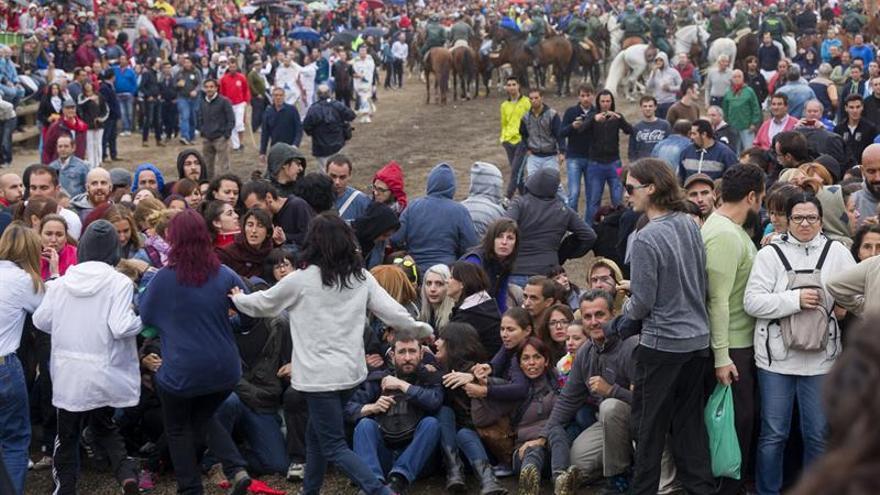 Tordesillas (Valladolid) celebra mañana sus primeras fiestas sin Toro de la Vega