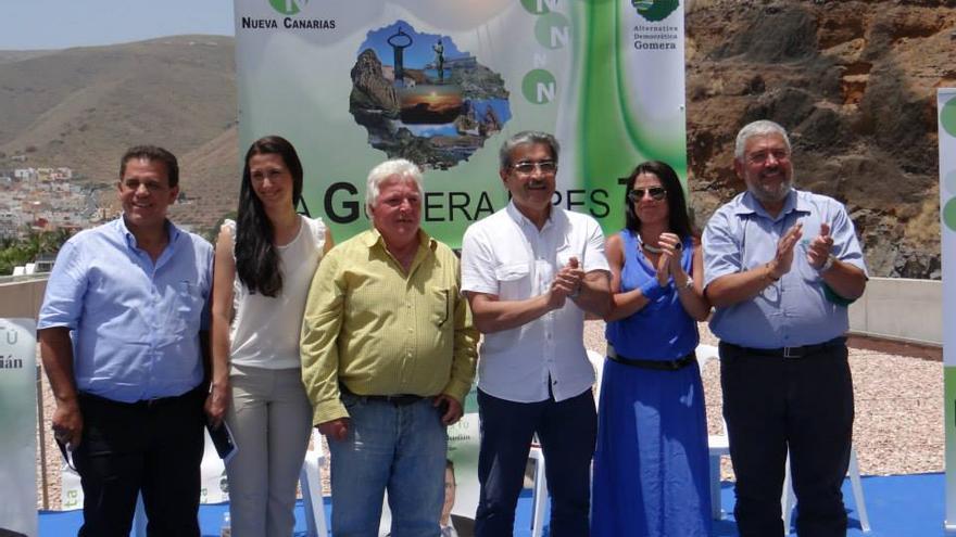 Nuevas Canarias-AD Gomera