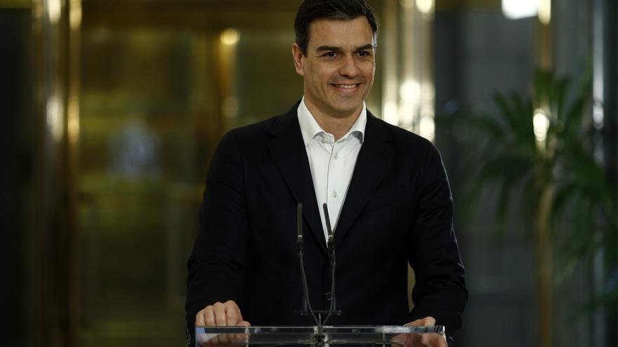 Pedro Sánchez será proclamado este sábado formalmente candidato del PSOE, con el respaldo de Susana Díaz