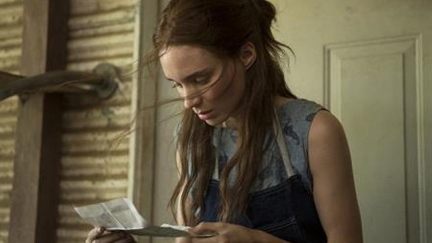 Fotograma de la película En un lugar sin ley