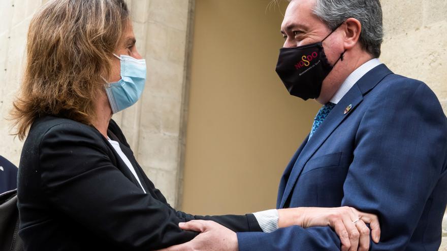 Ribera dice que el Gobierno no renunciará a la indemnización de Boliden