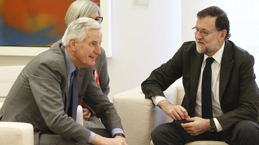 El negociador europeo del Brexit viajará a España el 10 de mayo para hablar con el Gobierno
