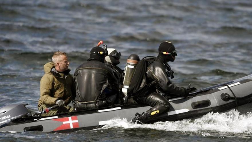 El cadáver hallado pertenece a la periodista sueca desaparecida en un submarino