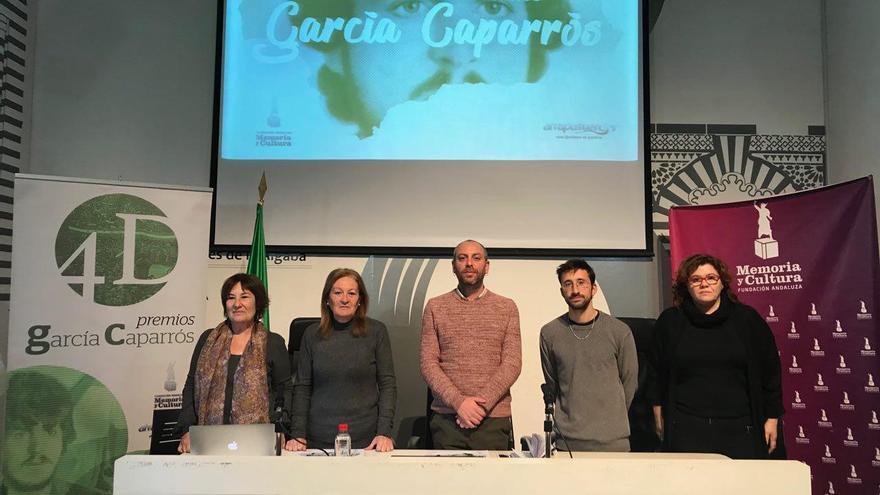 Premios García Caparrós 2017.