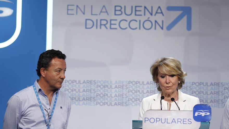 """Aguirre aclara que el gobierno de concentración es """"un desiderátum imposible"""" y que su apoyo sigue siendo para Carmona"""