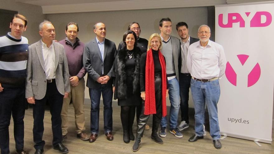 Rosa Díez acusa a los medios de comunicación de censura por dejar fuera de los debates a UPyD