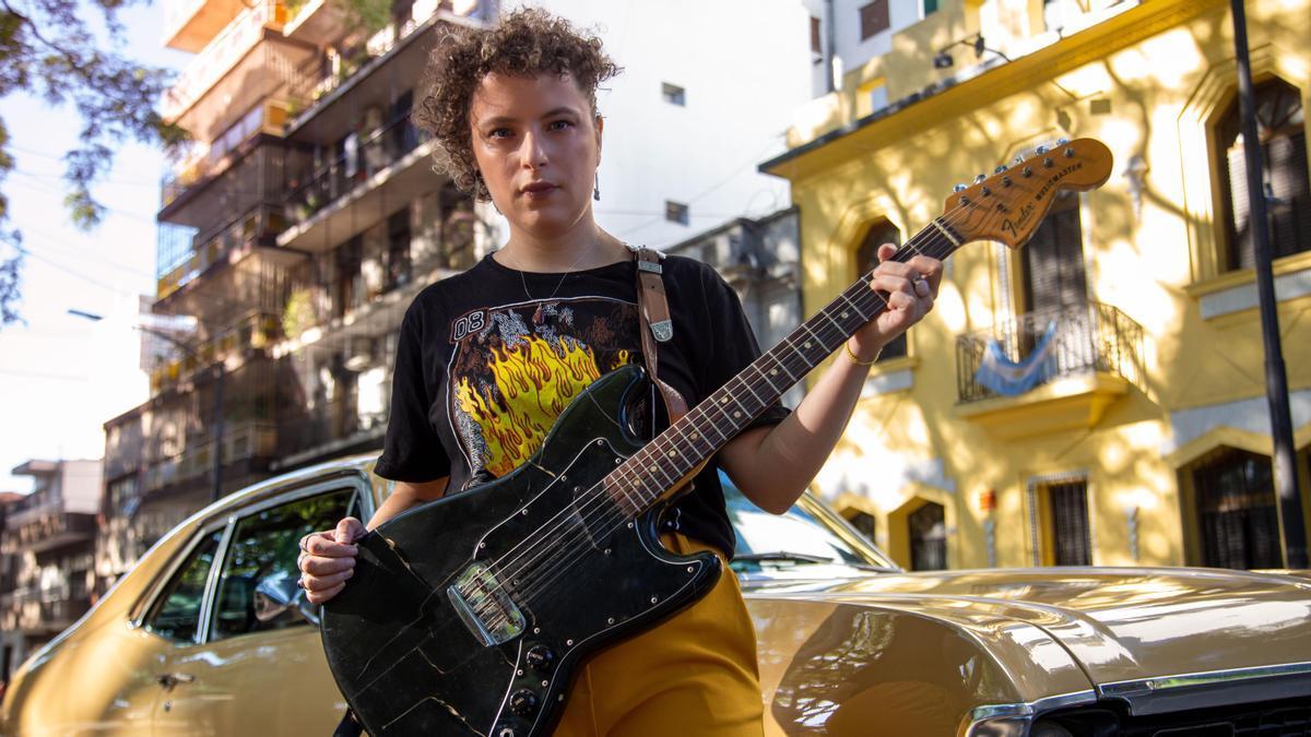 """Sol Bassa, guitarrista y nominada a mejor artista rock en los Gardel: """"La mayoría de las producciones en este país son independientes"""""""