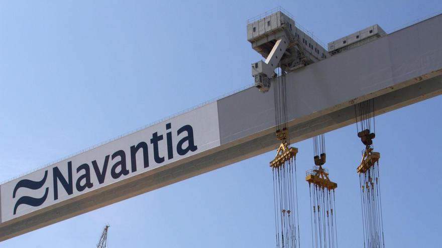 """El presidente de SEPI anuncia la """"probable"""" firma de dos contratos para Navantia por 1.200 millones"""