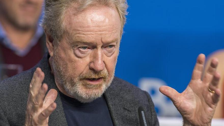 Ridley Scott planea un filme sobre la Batalla de Inglaterra en la II Guerra Mundial