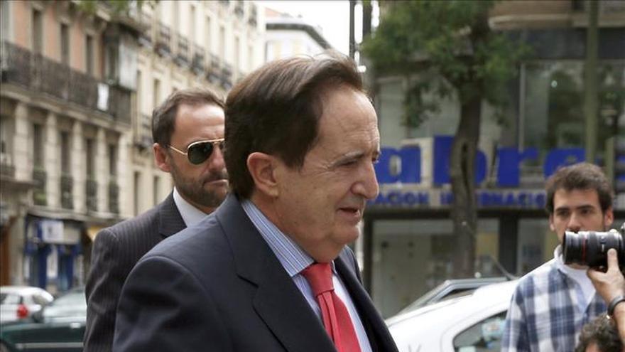 Lucas afirma que no escuchó ninguna voz en contra de Rajoy en el Comité Nacional
