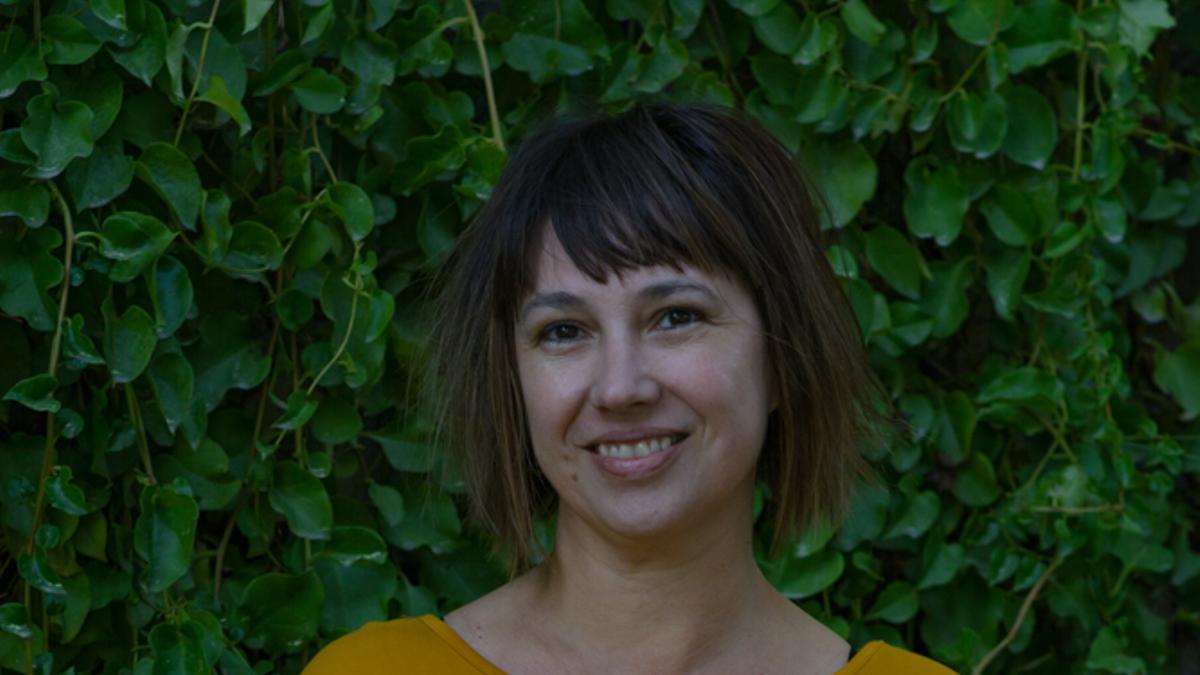 La escritora argentina Andrea López Kosak